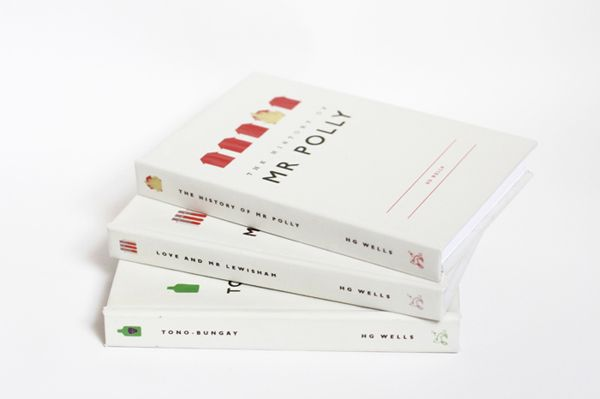Orion Books by Kimberley Chan, via Behance