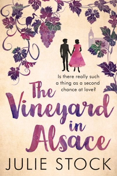 Publication Day of my second novelThe Vineyard in Alsace has come at last and I have managed to co-ordinate the Kindle and the paperback versions to be published at the same time, something I didn…