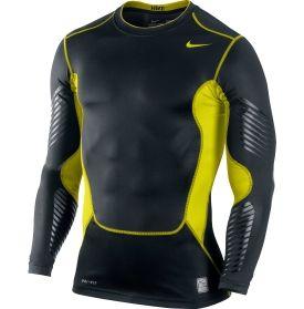 Nike Men's Pro Combat Tight Clampdown Long Sleeve Shirt (this shirt is SICK!)