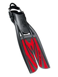 Scubapro Twin Jet Max Fin because #red makes you go faster #scuba