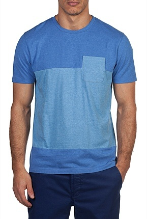 Country Road Colour Block T-Shirt $49.95