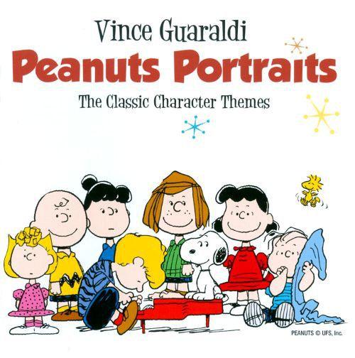 Vince Guaraldi - Peanuts Portraits (CD) at Discogs