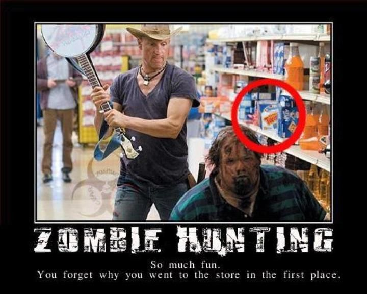 fail | Did anyone else notice this in Zombieland? - Imgur
