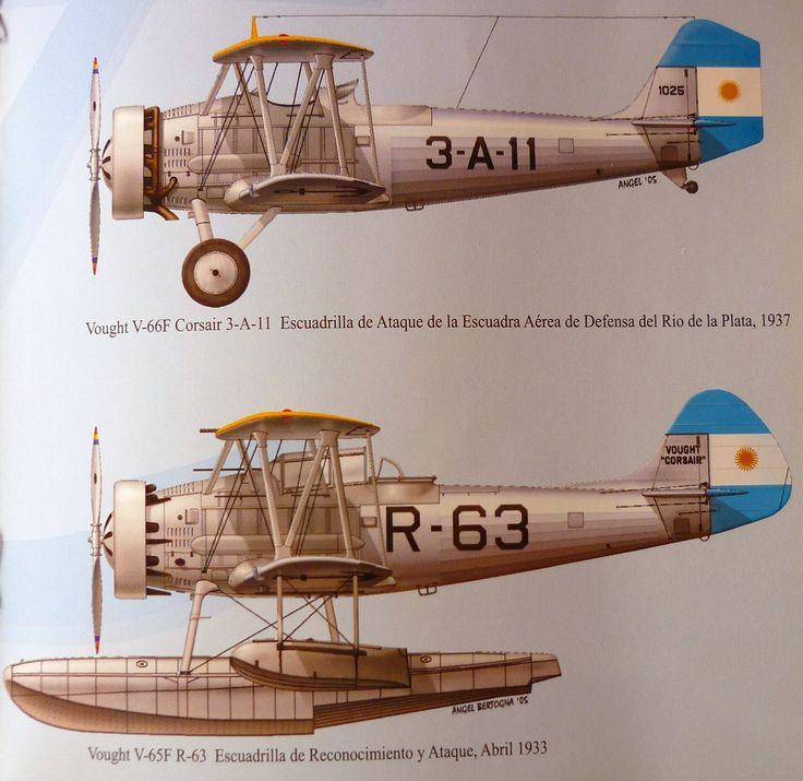 Vought V-66F Corsair