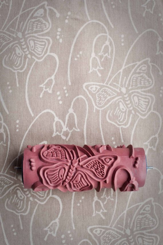 No. 14 Patterned Paint Roller from The by patternedpaintroller