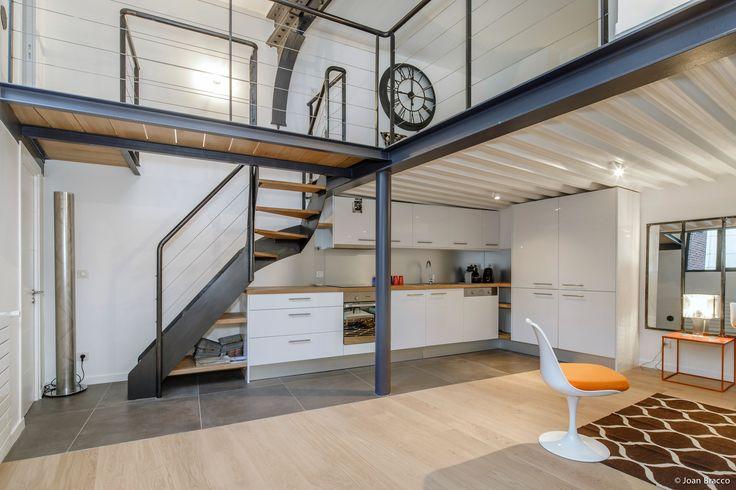 R habilitation d 39 une imprimerie en 17 ateliers paris for Ouvrage architectural