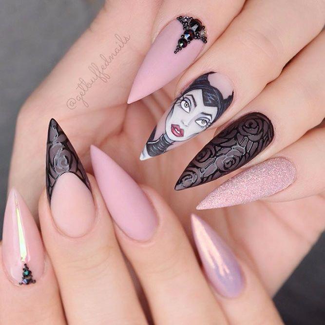 Inspiring Disney Nails Ideas For You To Try Manicura De