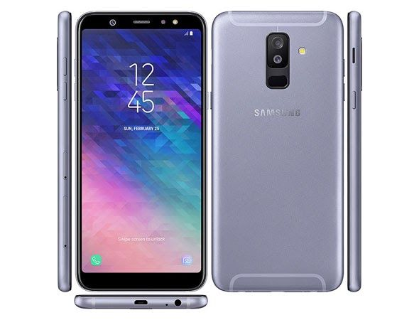 The Samsung Galaxy A6 Plus 2018 Is Equipped With 1 8ghz Octa Core Qualcomm Sdm450 Snapdragon 450 Processor The Phone Comes Wit Samsung Galaxy Samsung Galaxy