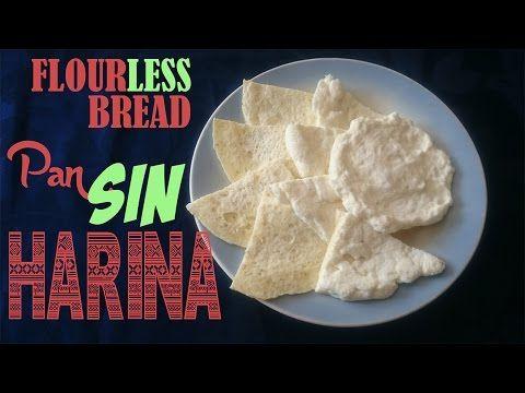 Pan sin harina | Dieta Lipofídica - YouTube