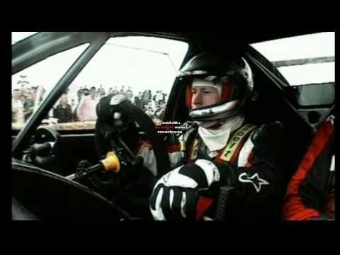 colin mcrae r4 goodwood rally stage run