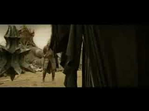 Passing Of The Elves Lord Of The Rings Scene