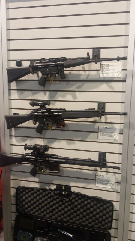SHOT Show 2016 | New From Zenith: MP5 Concealed Carry Case and MPT-76 by Gun Carrier at guncarrier.com/...