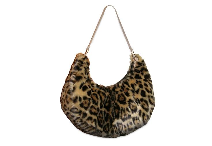Hobo Bag in Leopard.