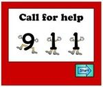 Free 911 activity - Studyladder, online english literacy & mathematics. Kids activity games, worksheets and lesson plans.