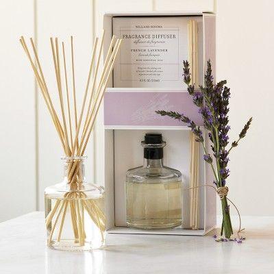 Williams-Sonoma Essential Oils Fragrance Diffuser, French Lavender #WilliamsSonoma