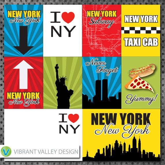 New York City Journaling Cards, Project Life Inspired Printable JPEG, Simple Stories, Digital Scrapbooking, Instant Download, New York Big Lights! Big City! Scrap your love of the Big Apple with our New York City Journaling cards! These are digital files for PERSONAL USE ONLY! I hand create all of my journal cards. Please do not attempt to replicate or duplicate my products. YOU WILL RECEIVE: 8 - 3x4 Journaling Cards 2 - 4x6 Journaling Cards ******INSTANT DOWNLOAD****** My products are a...