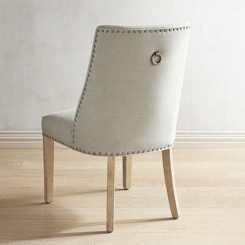 Pier 1 Imports Corinne Shadow Gray Dining Chair