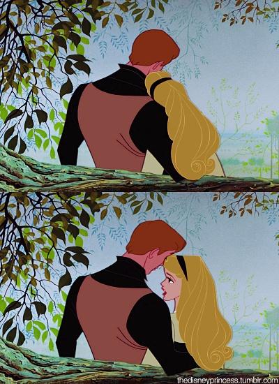 Aurora & Phillip - Sleeping Beauty