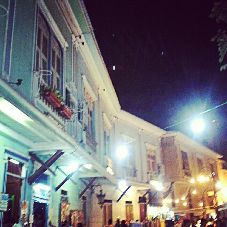 Ol' Guayaquil - Las Peñas
