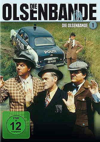 DVD »Die Olsenbande«