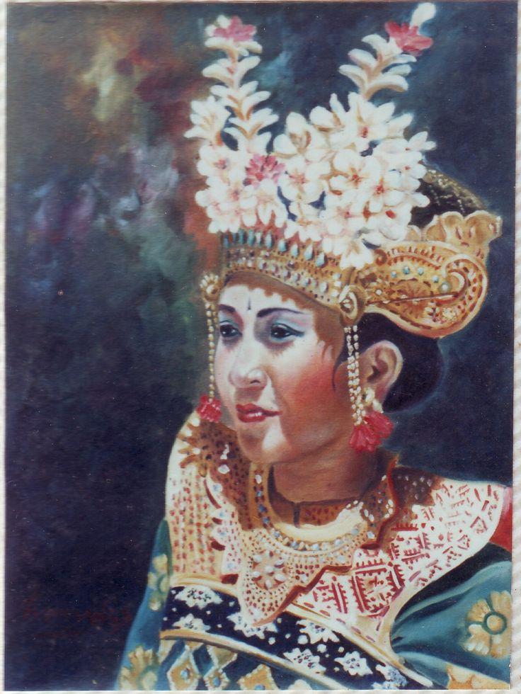 Balinese dancer II