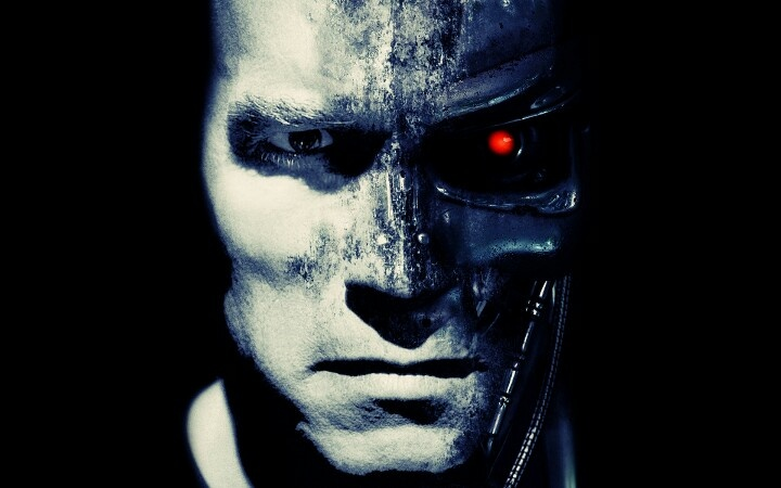 Arnie announced the New Terminator....it is going to be awesome...!!!