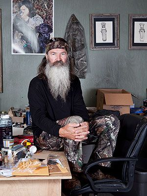 Duck Dynasty Family 'Cannot Imagine' the Show Without Phil Robertson