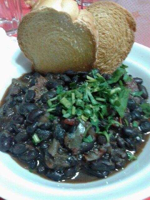 Brasilian food - feijoada