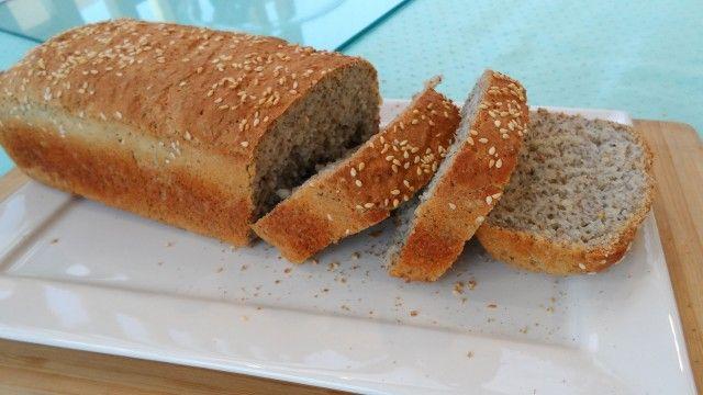 Aprenda essa receita de pão sem glúten, que além de muito saudável, é…