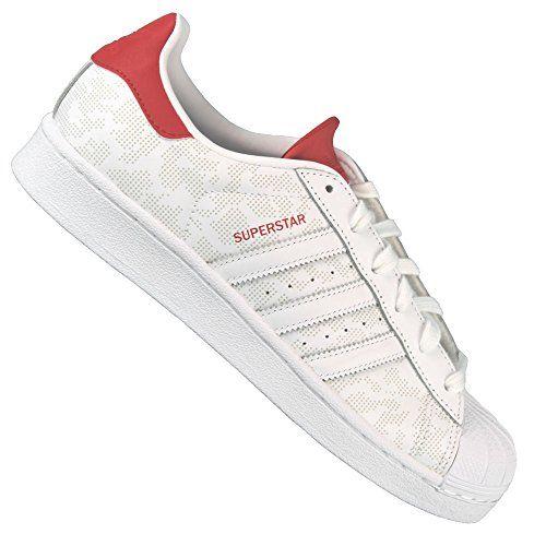 Adidas Superstar Camo Sneaker B33825 White/White/Collegiate Red Gr. 48 (UK 12,5) - http://autowerkzeugekaufen.de/adidas/48-eu-adidas-superstar-foundation-herren-7