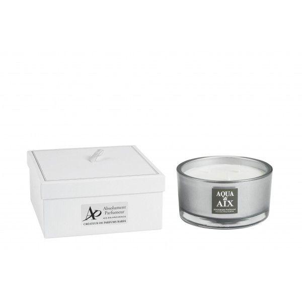 Absolument Parfumeur - Bougie Parfumée Aqua di Aix 350gr