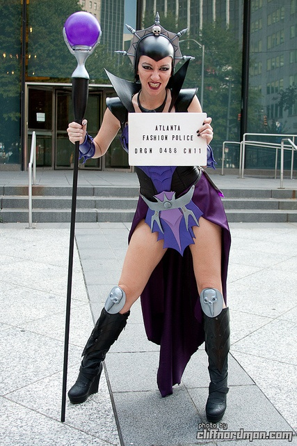 I Like This Evil Lyn Costume Too Just Hope I Can Manage