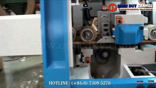 4-Side Planer and moulder GS-623 - Quoc Duy Woodworking Machines. Subs at httpsgoo.gl6jcpd9 The best price at QUOC DUY ENGINEERING & MACHINERY CO., LTD Tel (+84-8) 7309 5276 - 0903 600 113 Website www.quocduy.com.vn , www.quocduy.com