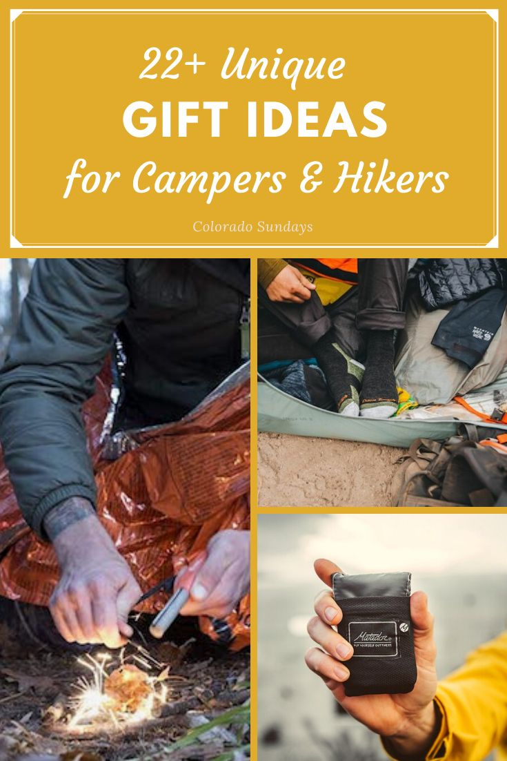 Best gifts for camping and hiking in 2020 outdoor lover