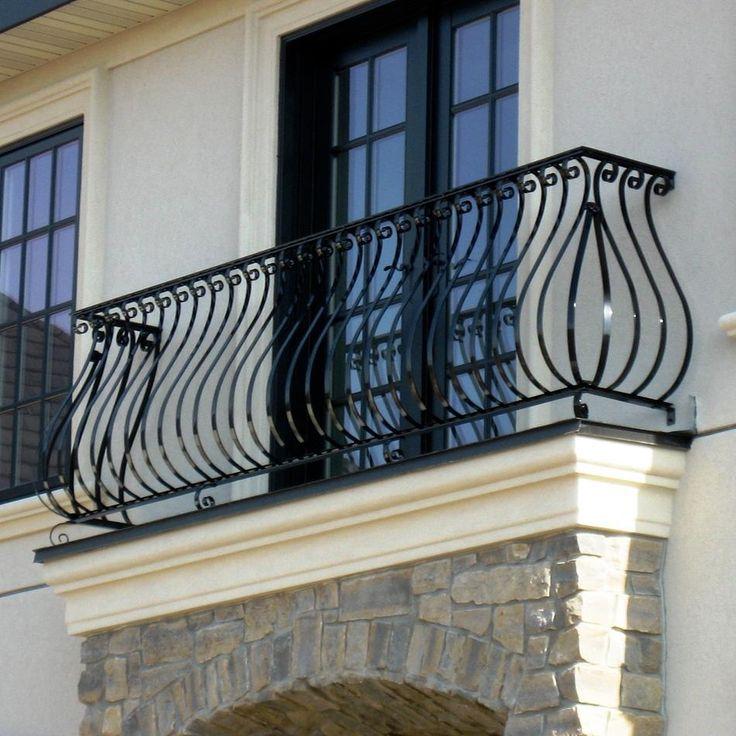 The 25+ best Balcony grill design ideas on Pinterest | Balcony ...
