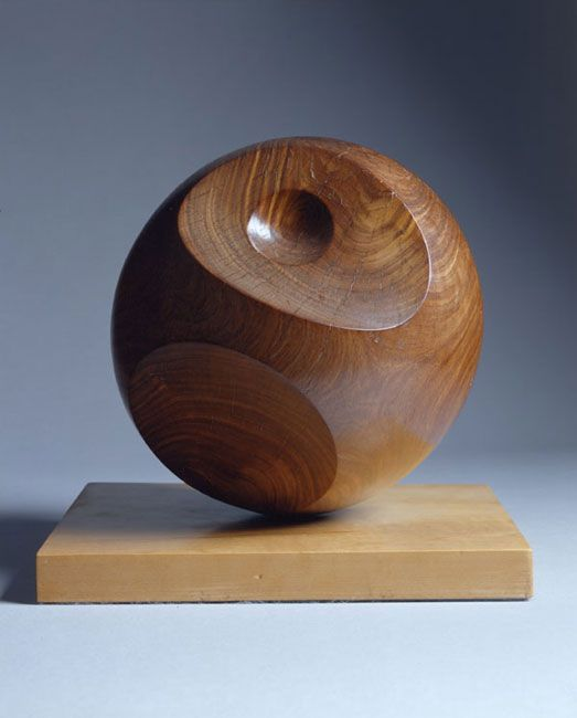 Helicoid - Barbara Hepworth My favorite Sculptress