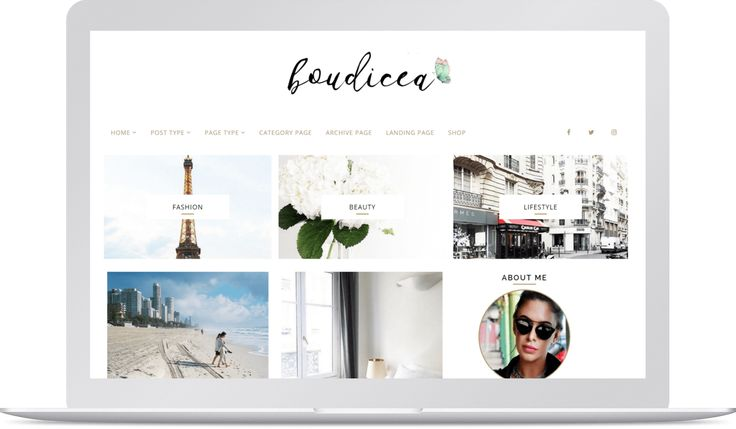 Boudicea is one extraordinary premium theme which has 17 styles, 7 custom pages and unlimited color options.