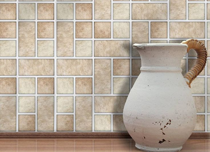 17 Best ideas about Self Adhesive Wall Tiles on Pinterest | Stick on tiles,  Adhesive backsplash and Smart tiles