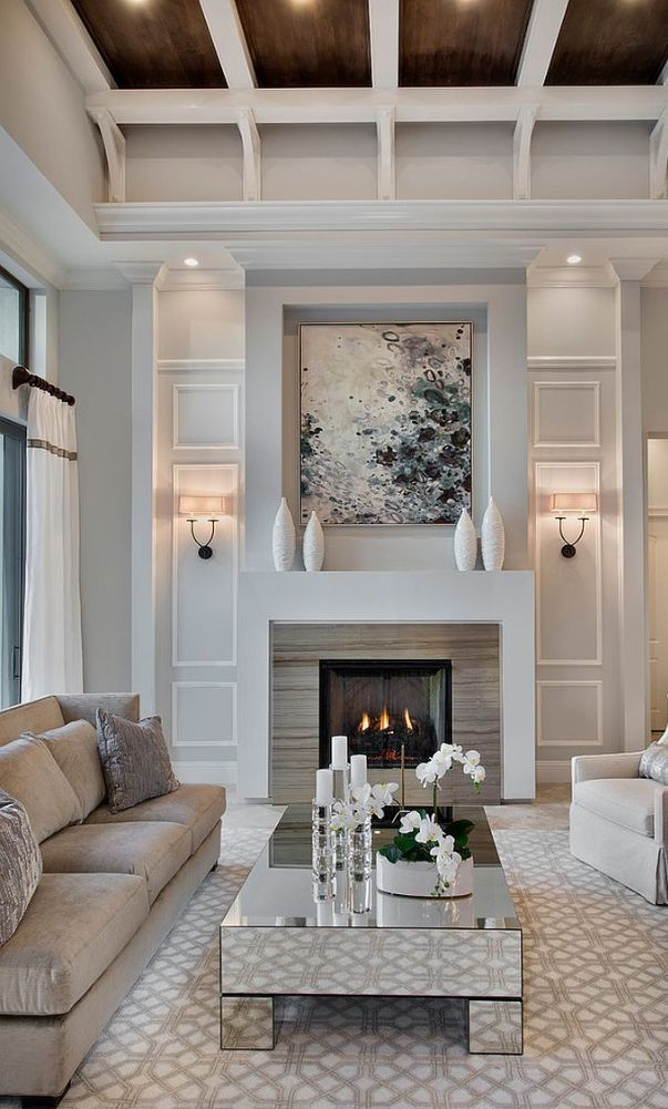 59 Inspirational Modern Living Room Models And Decoration Ideas