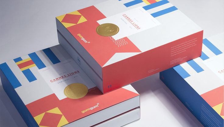 Cannes Lions Survival Kit on Behance