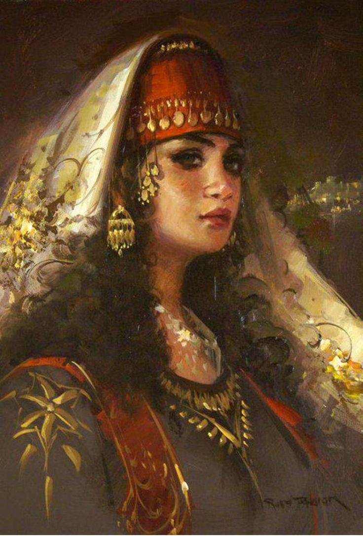 Remzi Taşkıran Art ~ Turkey