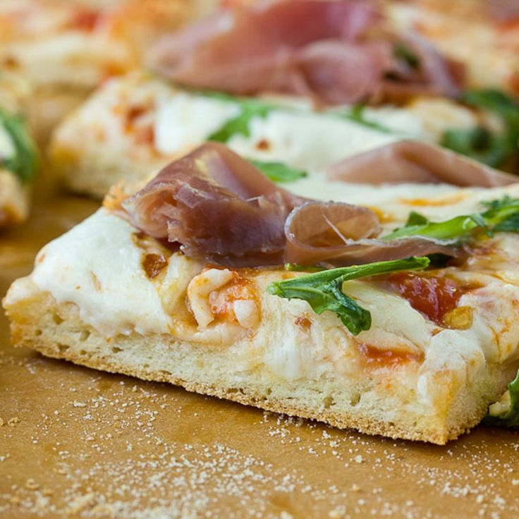 Recipe: Quick No-Rise Pizza Dough — Recipes from The Kitchn