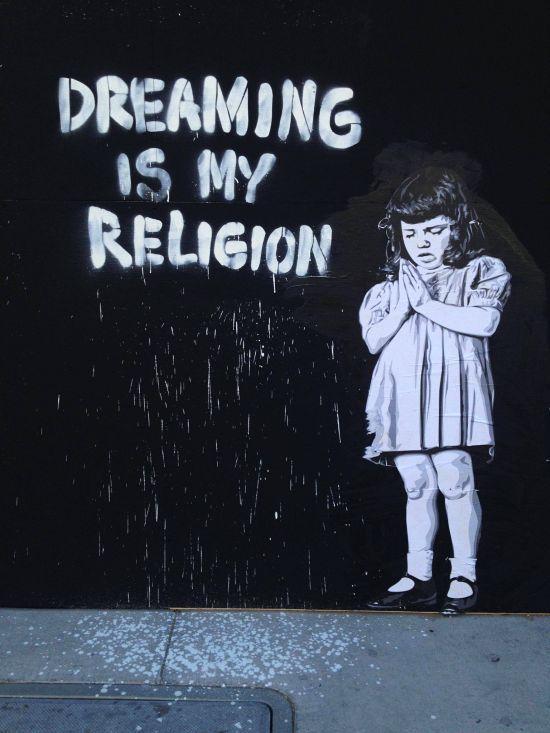 Dreams #graffiti
