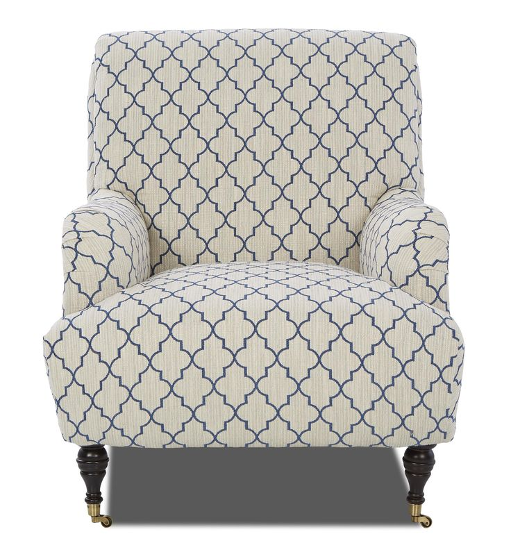 Cameron Traditional Accent Chair By Simple Elegance