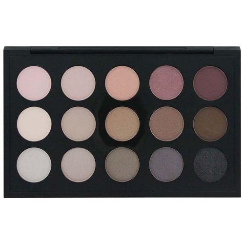 MAC Eye Shadow x 15 Palette - Cool Neutral