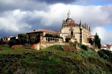Casa Palacio de los Duques de Alba en venta. Coria. Cáceres. Extremadura.