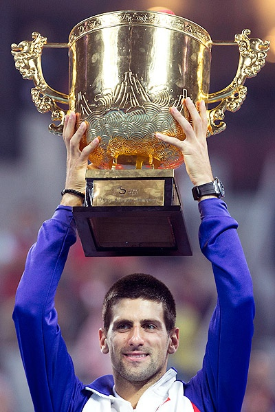 Article & Video: Djokovic wins China Open  #tennis