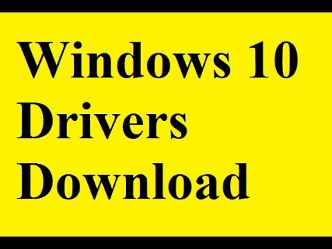 Windows 10 Drivers Download https://youtu.be/8Hlng0j3Ol4 Click on the link below for best driver updater for windows 10 http://ift.tt/2pkY1dt House windows 10 is familiar and simple to use with plenty of similarities to House windows 7 including the Start out menu. It starts up and resumes fast has more built-in security to help keep you safe and is designed to work with software and hardware you already have. https://www.youtube.com/watch?v=UGLhqLJgDpQ https://www.youtube.com/watch?v=BHg2k_bgx-