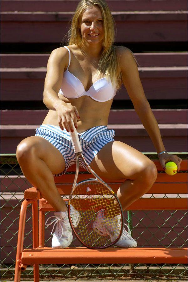 Caroline wozniacki sports illustrated swimsuit bodypaint 2016 - 3 3