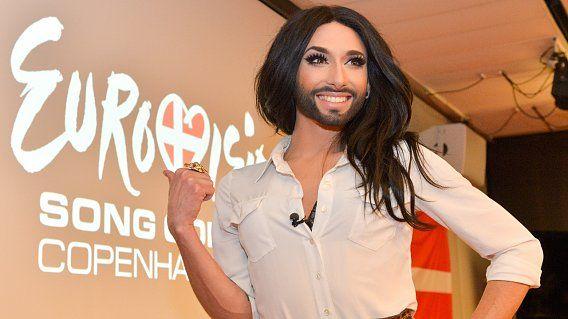 Conchita Wurst, Eurovision Winner 2014
